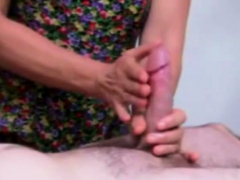 Woman With Nice Handjob