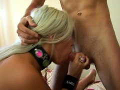 Awesome Hottie Can't Live Without The Schlongs Juicy