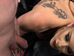 Divine Bitch Anal Fucks Male Slave