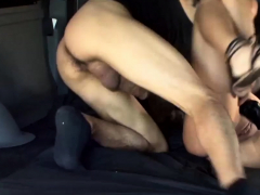 Teen Hand Blow Jobs Engine Failure In The Middle Of
