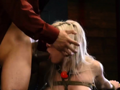 Extreme Ladygirls And Teen Bdsm Fuck Big-breasted Blond