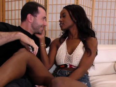 Ebony Sluts Mouth Spermy