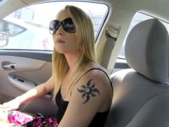 Racy Blonde Young Dakota James Banged Hard
