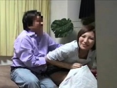 Japanese Milf Beautie Doggystyle Fucked