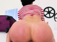 Gorgeous Busty Brunette Girlfriend Kendra Lust Enjoys Fang