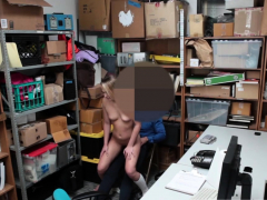 Teen Caught By Police And Fucking Boss's Step Daughter