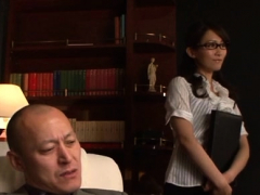 Naked Asians Kiss And Touch In Romantic Japanese Office Xxx