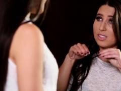 Lesbian Masseuse Fingering Her Tight Boss