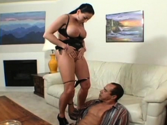 Excellent Smothering Home Porn With Lewd Pair