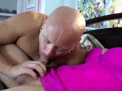 Ava Devine Double Stuffed By A Shemale And A Guy