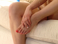 Loveherfeet - Diana Grace Has The Perfect Feet