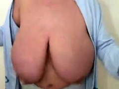 Big Tit Milf Bbw Celebrates Valentines Day Solo