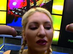 Huge Pissing Gangbang For Blondie Babe - Gggdevot