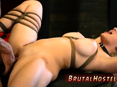 Reverse Prayer Bondage Xxx Big-breasted Blondie