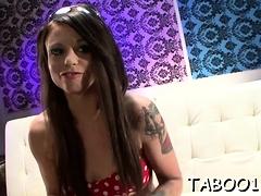 Cute Teen Minx Alice Manson And Playmate Enjoy Hardcore