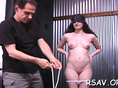 Bad Schoold Girl Gets Lovely Spanking On Her Young A-hole