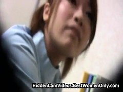 Asian Japanese Dentist Girl Sexual Seduced By Client