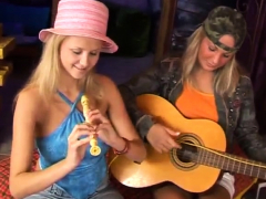 Big Chum's Brother Italy Two Tasty Blondie Lesbians