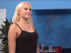 Filthy Blonde Sweetheart Katie Michaels Gets Fucked Sideways