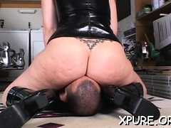 Prurient Maid Gets Her Cave Torn Apart