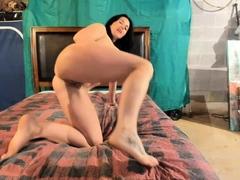 Amateur Horny Swedish Milf Spreads Her S