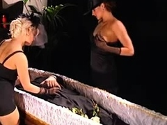 Classic Vintage Anal Threesome