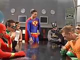 Catwoman, Batman and Robin ( Roxanne Hall )