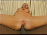Big tits MILF ass fucked by BBC