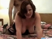 Chubby Annabelle Gets Screwed By Two Guys