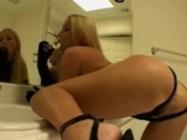Brian Pumper Blondie Taking 2 Meat Rods At Once