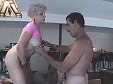 Hot MILF Cougars Threesome