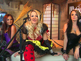 WICKED LIVE SHOW #1 - Jessica Drake, Kaylani Lei & Alektra Blue