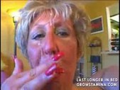 Mature Granny is Very Horny Part2