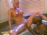 Silvia Saint Having A Hardcore Interracial Sex In The Bathtub