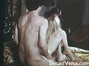 Retro Porn 1970s - Hairy Blonde Teen - Ca ...