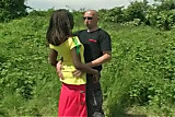 Il baise Emilie, une jeune africaine de 19 ans