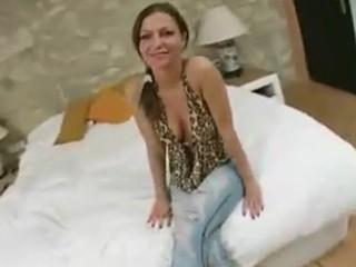 Casting Jennifer 20YO Romanian